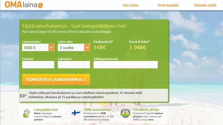 Express Bankin saada lainaa voi paljonko haluatte hoitaa